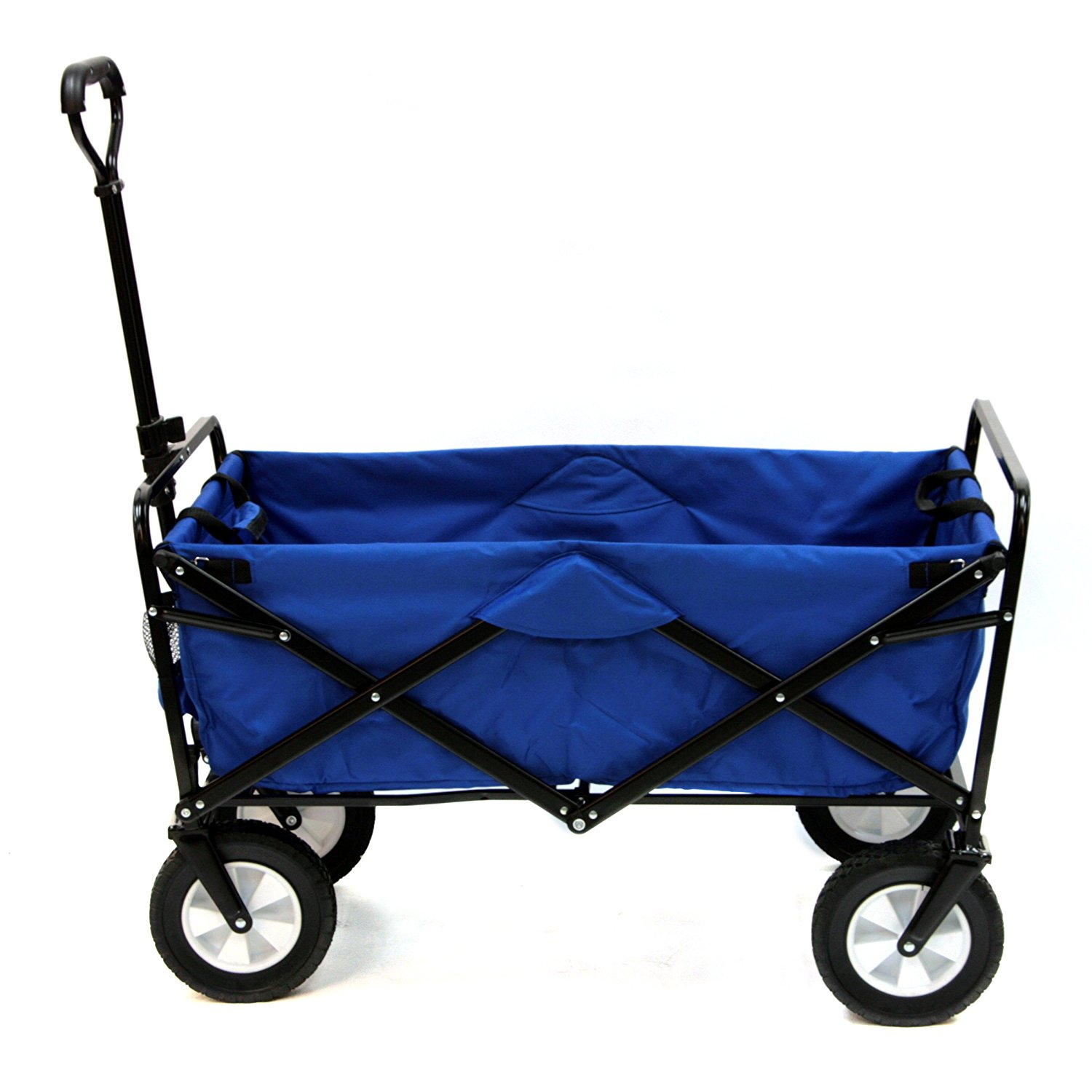 collapsible folding utility wagon