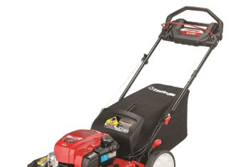 top rated push mowers