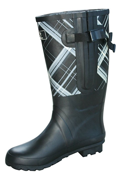Best Rain Boots For Wide Calves