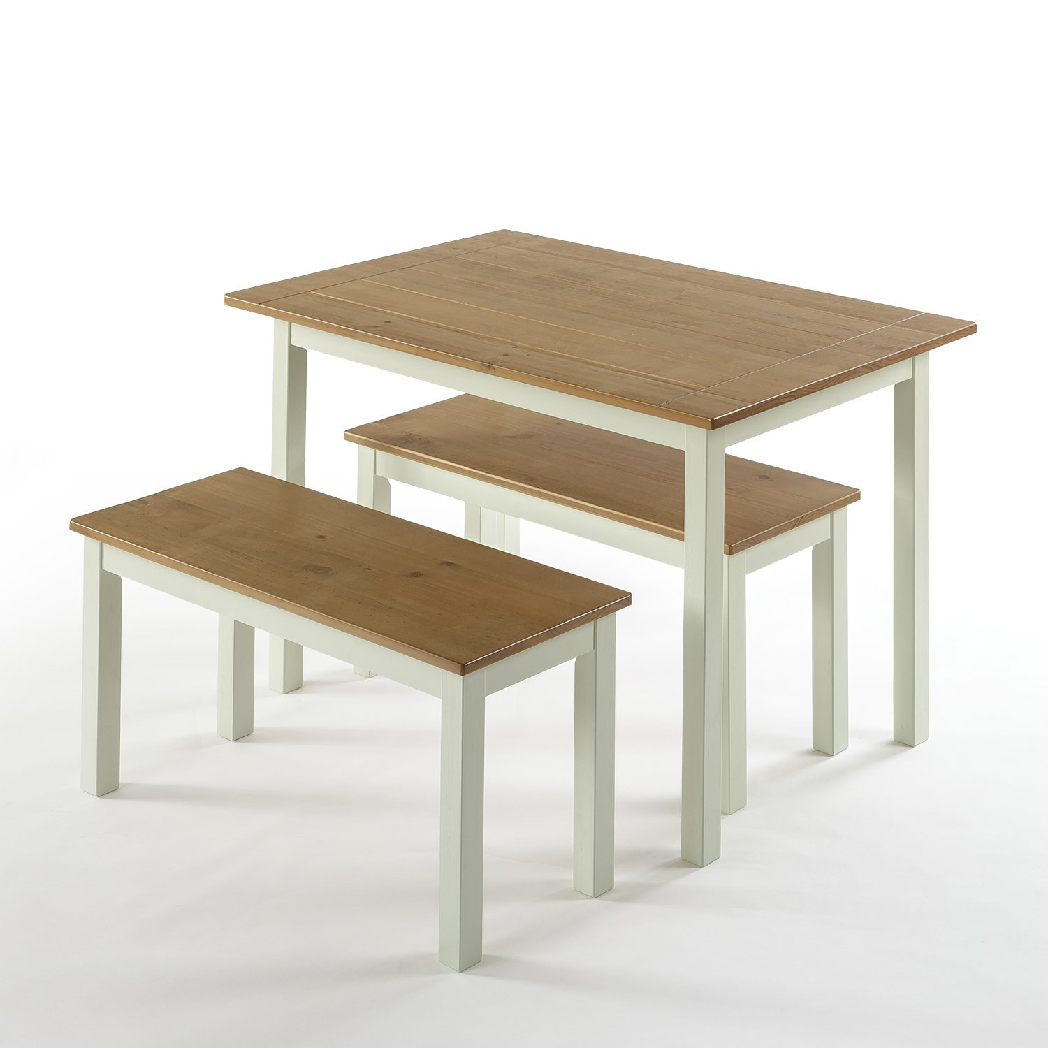 best wood dining table with bench