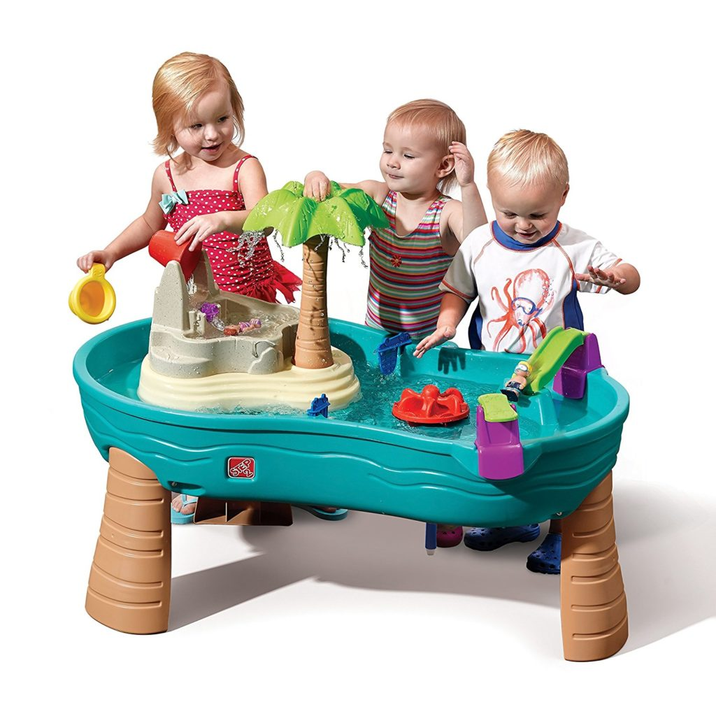 outdoor water table for toddlers